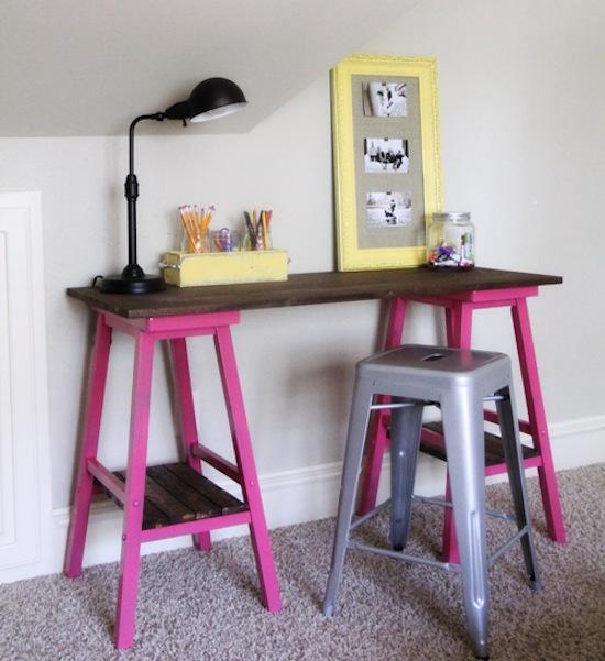 barstool desk
