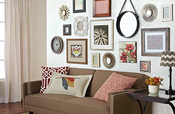 Wall Decor Ideas Target : Guest post ways home decor items can change your a little design help