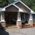 Before and After:  Exterior Home Renovation