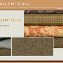 Robert Allen Outlet Fabric Sale – Summer 2012