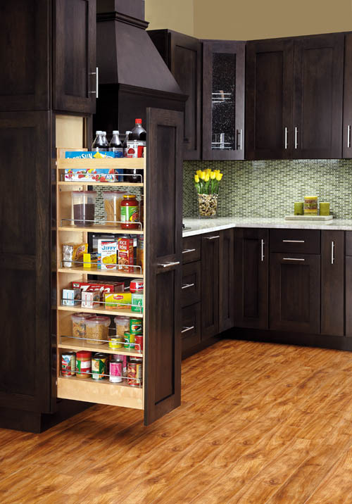 kitchen cabinets pull outs bells and whistles inserts to make your kitchen 21040