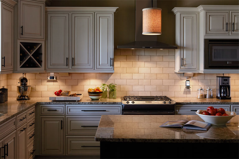Kitchen Outlet And Lighting Solution