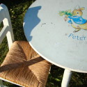 Before & After:  Children's Table Makeover