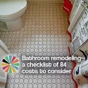 Bathroom Remodeling — A Checklist of 84 Costs to Consider from Retro Renovation