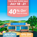 Sherwin Williams Sale – July 2014