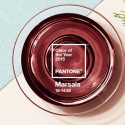 Pantone Color of the Year 2015:  Marsala